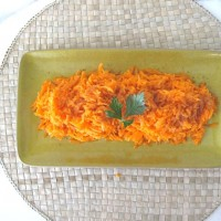 Carrot Salad Main