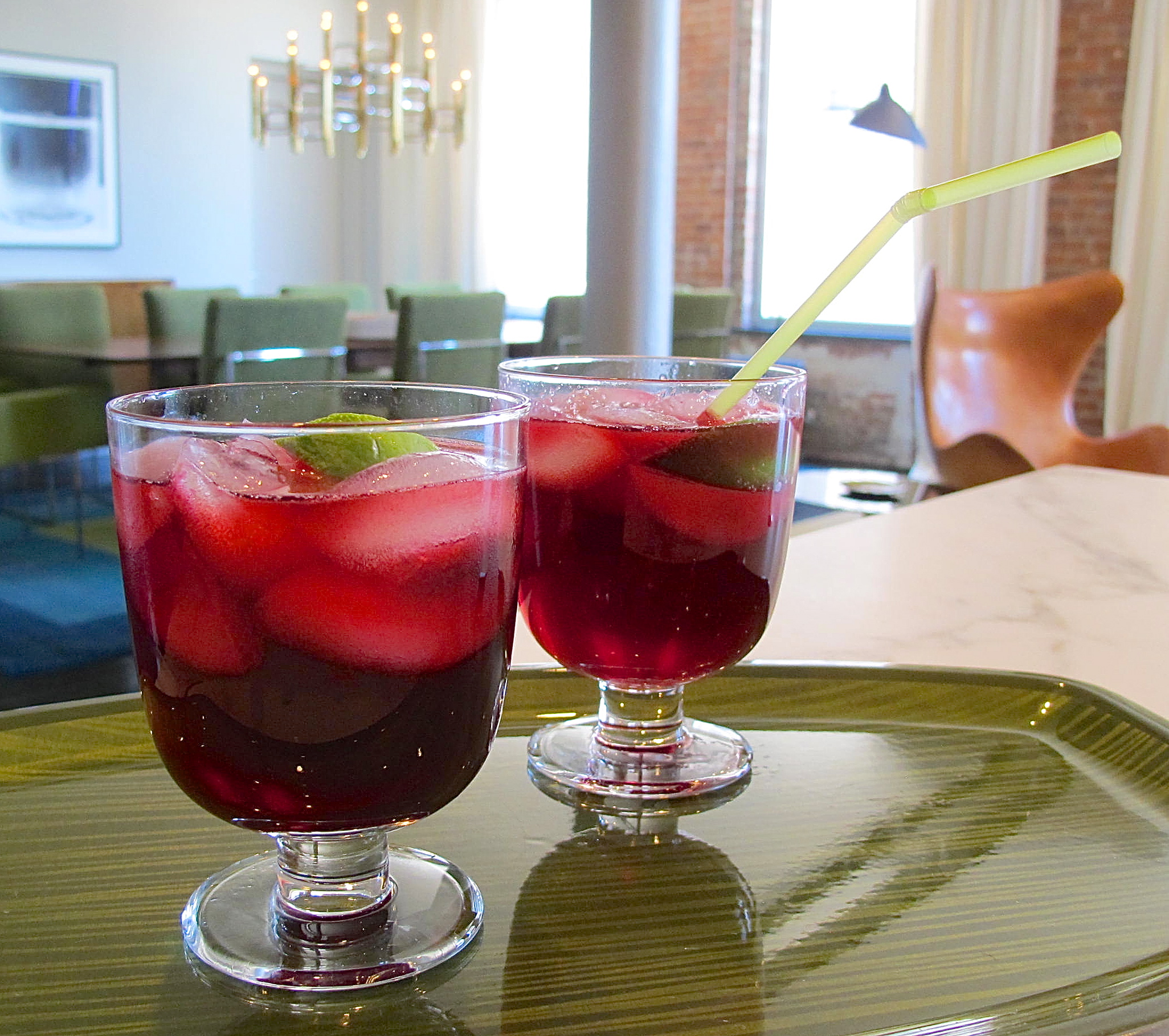 Hibiscus Cooler | Domestic Daddy | Domestic Daddy